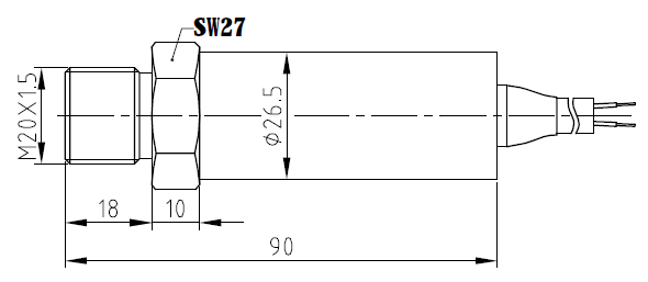 通用型压力变送器_压力传感器